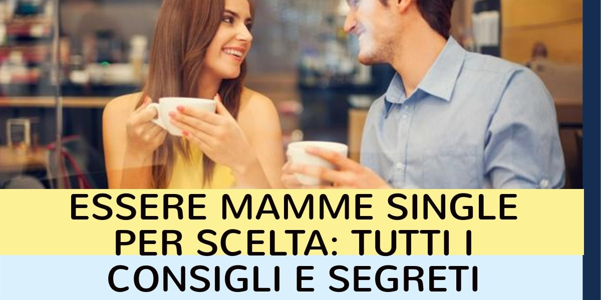 mamme single